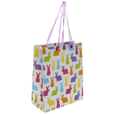 Patterned Bunnies Gift Bag