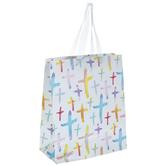 Watercolor Cross Gift Bag
