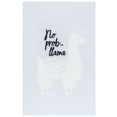 No Prob-Llama Vinyl Transfer