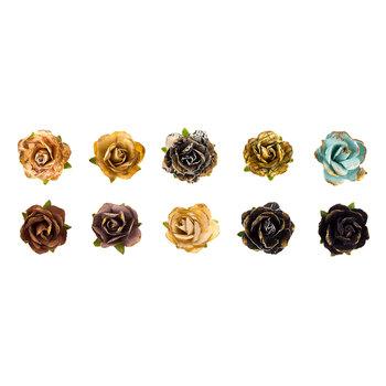 Printery Coventry Rose Embellishments