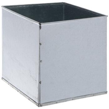 Galvanized Metal Container