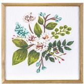 Floral Canvas Wall Decor