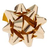 """Gold Mini Bows - 1"""""""