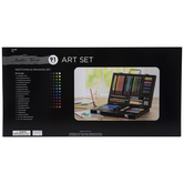 Sketching & Drawing Art Set - 91 Pieces