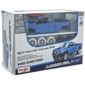 2017 Chevrolet Colorado ZR2 Model Kit