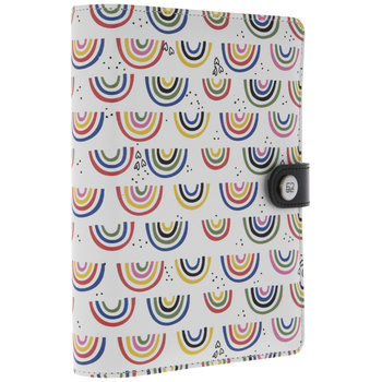 Rainbows Personal Planner Binder