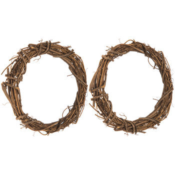 "Grapevine Wreaths - 8"""