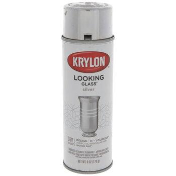 Silver Krylon Looking Glass Spray Paint Hobby Lobby 663286