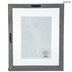 Gray Float Wood Wall Frame - 5