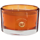 Buttery Pumpkin Orange Jar Candle