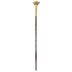 Golden Taklon Fan Paint Brush - Size 10/0