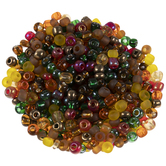 Glass Seed Bead Mix - 6/0