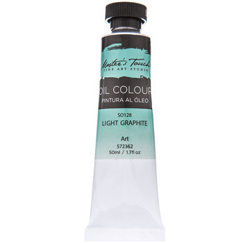 Light Graphite Master's Touch Oil Paint - 1.7 Ounce