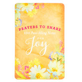 Prayers To Share For Joy