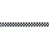 Finish Line Single-Face Satin Ribbon - 7/8
