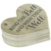 Heart Bell Tags