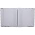 Buffalo Check Post Bound Scrapbook Album - 8 1/2