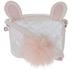 White Glitter Bunny Bag