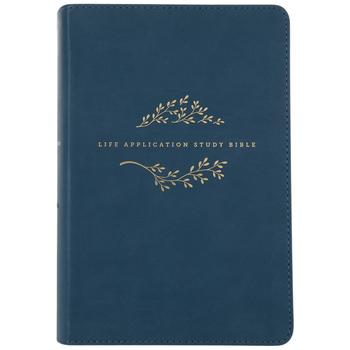NLT Life Application Study Bible