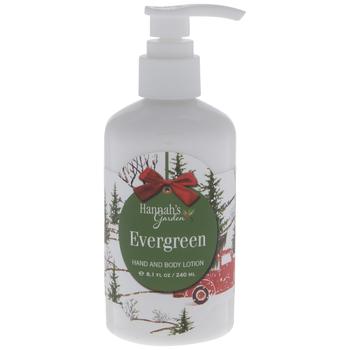 Evergreen Hand & Body Lotion