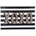 XOXO Glitter Canvas Wall Decor