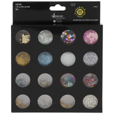 UV Resin Assorted Glitter & Fillers