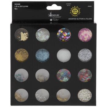 UV Resin Assorted Glitter & Fillers