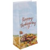 Happy Thanksgiving Gift Sacks
