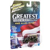 Greatest Generation WWII Allied Victory Model