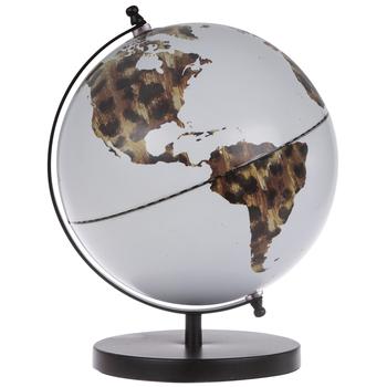 Cheetah Print Globe