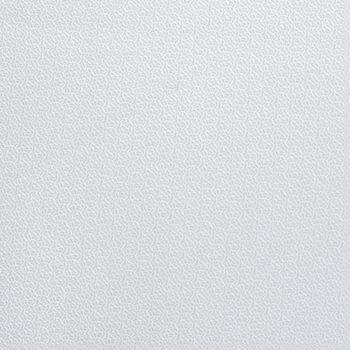 White Tiny Leaf Wide Cotton Calico Fabric