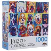 Happy Dawgs Puzzle