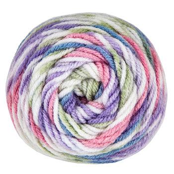 Sugarplum Stripes Print I Love This Yarn