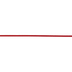 Red Double-Face Satin Ribbon - 1/8