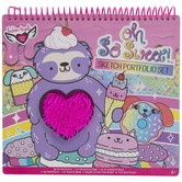 Oh So Sweet Stickers & Coloring Book