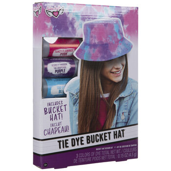 Bucket Hat Tie Dye Kit