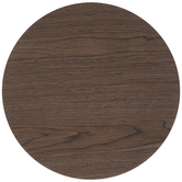Wood Look Plate Charger