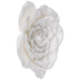 White Flower Adhesive Wall Art - 18