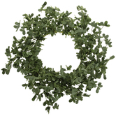 Green Foliage Wreath