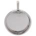 Circle Pendant Bezels - 19mm