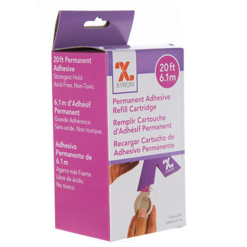Xyron Permanent Adhesive Refill Cartridge