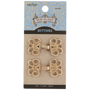 Gold Knot Closures