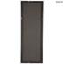 Black Rough Edge Wood Wall Frame - 11 3/4