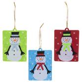 Snowman Felt Ornament Craft Kit