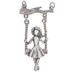 Swinging Girl Pendant