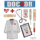 Doctor Stickers