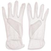 White Cotton Gloves