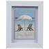 Stay Awhile Beach Framed Wall Decor