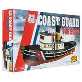 Coast Guard Tug Boat Model Kit