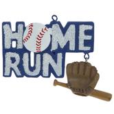 Home Run Ornament